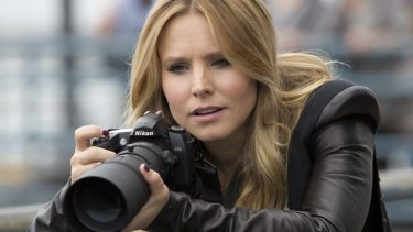 Kristen Bell stars in the crowdfunded <i>Veronica Mars</i> movie.
