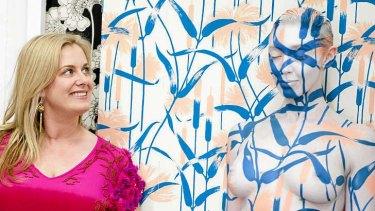 Adelaide artist Emma Hack.