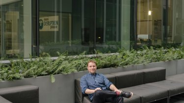 Stewart Butterfield, co-founder and chief executive of Slack.