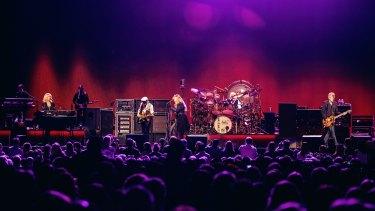 Reunited: Fleetwood Mac at Allphones Arena.