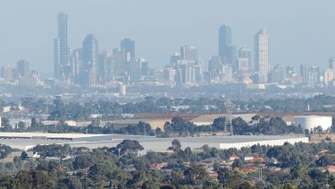 Bacchus Marsh and Kinglake are two of the towns added to the Melbourne greater capital city area.