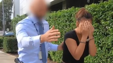 Police have arrested a Thai woman following investigations into a nine million dollar fraud and money laundering syndicate.