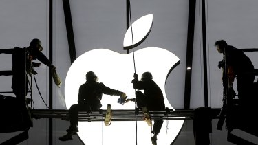"Apple said it employs thousands of Australians and pays ""tens of millions of dollars each year in corporate, fringe benefits and payroll tax""."