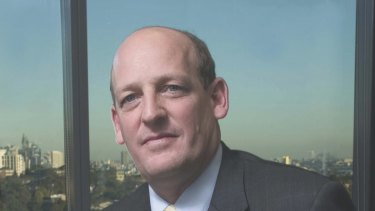 Elders chief executive Mark Allison says the agribusiness firm is ahead of targets but shareholders will still need patience when it comes to a resumption of dividend payments.