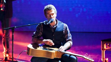 Owen Campbell, who grew up in Canberra, butted heads on Australia's Got Talent with judge Brian McFadden, trying to remain true to himself, and his music.