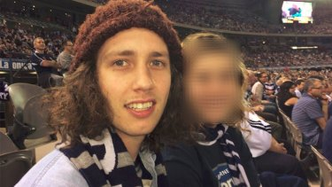 Connor Tolson was killed in a fire in Malvern East.