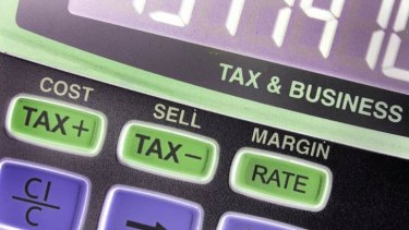 Taxing a second business