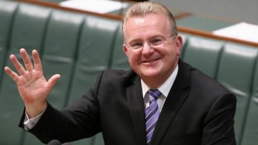 Bruce Billson, the former small business minister who is now chairman of the franchise lobby group, Franchise Council of Australia.