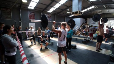 The CrossFit craze, booming in Australia and around the world, was founded by American Greg Glassman.