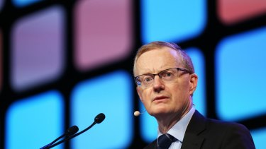 RBA governor Philip Lowe says he expects Australia's jobless rate to fall to 5 per cent 'at some point over the next few years'. In June it held steady at 5.4 per cent for a second consecutive month.