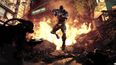 Crysis 2 has some stellar visuals to back up its storyline.