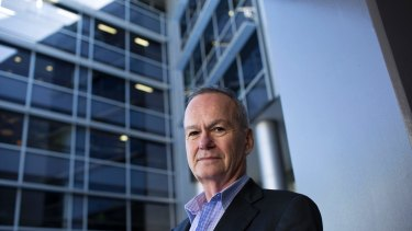 """""""Most people would never have heard of Exetel"""": Exetel chief executive Richard Purdy has a three-year plan to get almost 400,000 customers."""