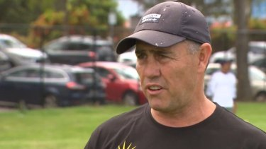 Shane Flanagan's exile from NRL coaching remains, but he has landed another head coaching role.