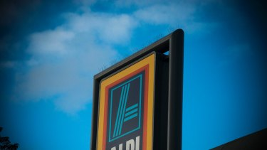 The expansion of Aldi is contributing to strong demand for industrial space in Sydney.