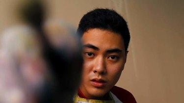 Autistic savant: Ping Lian Yeak.