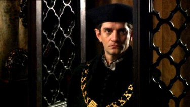 Thomas Cromwell (played by James Frain in <i>The Tudors</i>).