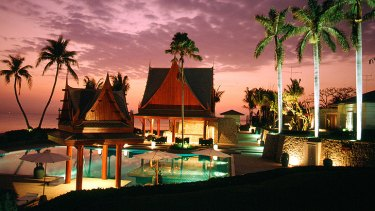 Thailand's Chiva Som is one of the leading destinations for a digital-free detox.