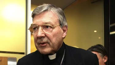 One of the most powerful men in religion ... The Archbishop Of Sydney, Cardinal George Pell.