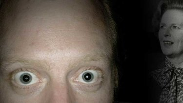 Sleepless elite ... Margaret Thatcher  was said to get by on four hours sleep a night.