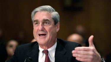 """It looked pretty legitimate"" ... FBI director Robert Mueller."