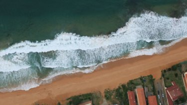 Coastal change ... Narrabeen Peninsula could be one of the areas affected.