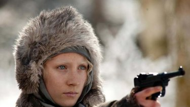 Hit-and-miss ... a young assassin (Saoirse Ronan) has her wilderness skills down but the world of people is another thing altogether.
