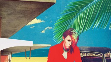 Solo show:  La Roux  have slimmed down from a duo  to just the singer, Elly Jackson.