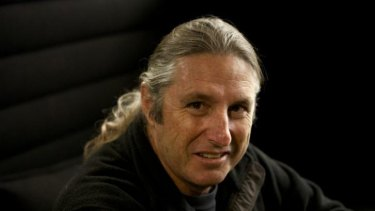 Author Tim Winton, whose Eyrie has been shortlisted for the 2014 Miles Franklin Literary Award.