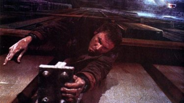Harrison Ford, in the original Blade Runner, is being wooed for a role in the reboot.