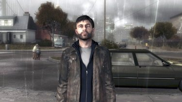 Emotional journey ... Heavy Rain is an absorbing game with strong themes.
