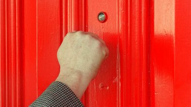 Knock before you come in: website registrars will need to call AusRegistry before making wholesale changes to domains.