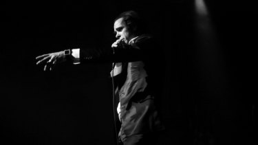 Nick Cave and the Bad Seeds.