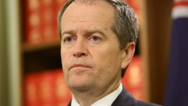 """I'm determined to strengthen Labor's relationships with business, particularly small business"": Bill Shorten."