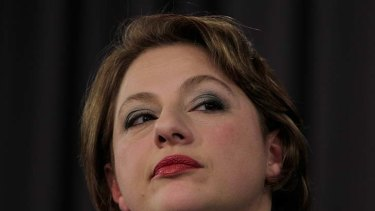 Shadow Minister for Industry, Innovation and Science, Sophie Mirabella.