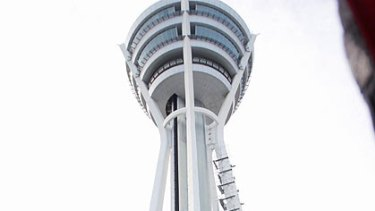 Fatal fall from Alor Setar Tower in Malaysia.