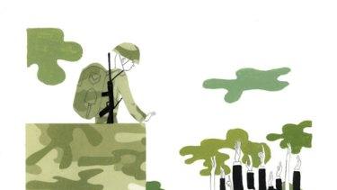 Simon Letch illustration October 5.