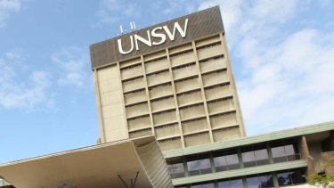UNSW.