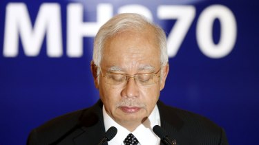 Malaysia's Prime Minister Najib Razak confirmed on Thursday that the initial debris was from MH370.