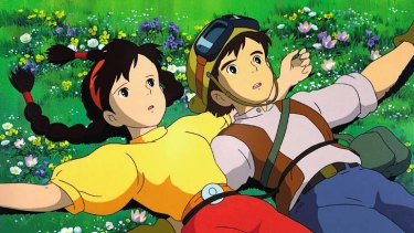143,199 tweets in one second: Miyazaki's <em>Castle in the Sky</em>.