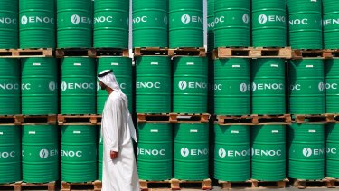 OPEC is cutting while the US is pumping.