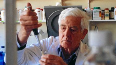 Professor Michael Denborough