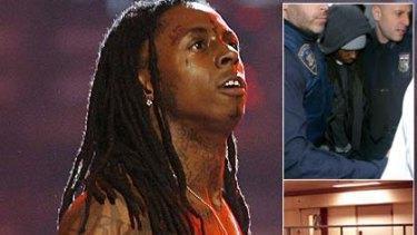 Lil Wayne ... did his time at Rikers Island.