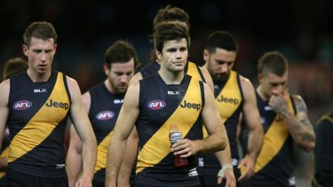 Trent Cotchin says it's his responsibility to get the best from teammates.