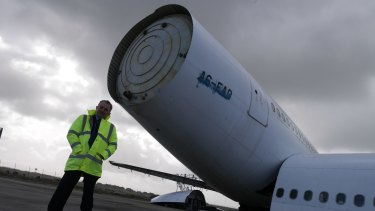 Miles Carden, of the Cornwall Airport Newquay, sees a brighter future for space.