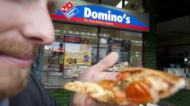 Domino's adds new toppings.