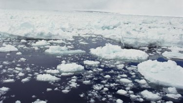 The rate of Arctic climate change was now faster than ecosystems and traditional Arctic societies could adapt to.