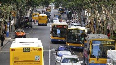 Brisbane seniors will get free off-peak travel on public transport under a Labor Brisbane City Council.
