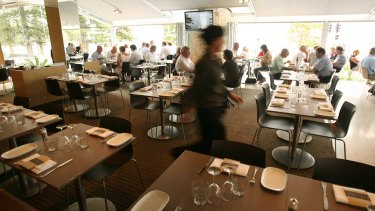 Garfish Manly ... grab a main course of the chef's choice matched with a glass of wine for $30, Monday to Friday lunch.