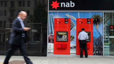 Standing strong ... NAB's CEO Cameron Clyne is sticking to his decision to hold back part of this week's rate cut.