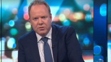 Peter Helliar mocked the controversial ad in a skit that's gone viral for The Project.